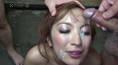Uncensored, Japanese uncensored, Asian creampie