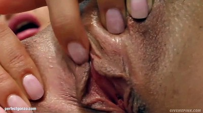 Fingering, Pink pussy