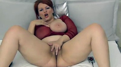 Milf solo, Curvy, Stripping