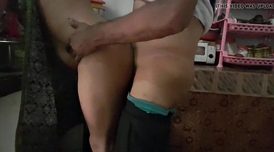 Kitchen fuck, Indian fuck, Indian couple