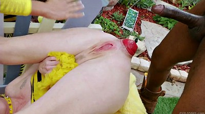 Prolapse, Extreme, Bff, Extreme anal, Anal interracial, Gaping anal