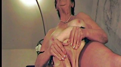 Hairy granny, Toilet, Hairy mature