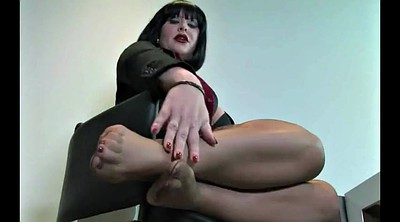 Nylon, Nylon foot, Smell, Nylon feet, Smell foot, Pantyhose feet