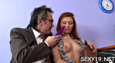 Old young, Teacher sex
