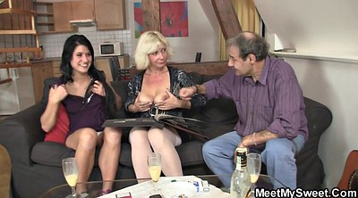 Old mom, Old pussy, Mom teaching, Mom pussy