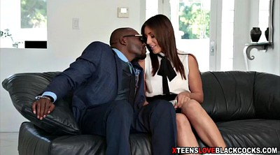 Big black pussy, Job interview, Heels job