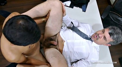 Asian gay, Old couple, Asian boy, Daddy gay, Asian office, Asian daddy