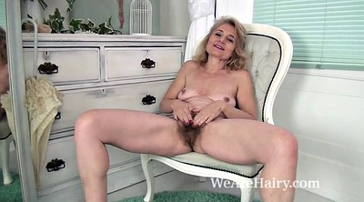 Hairy mature, Mature blonde, Isabella