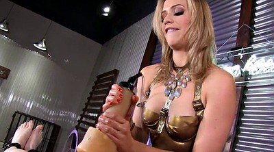 Torture, Latex sex, Cock torture