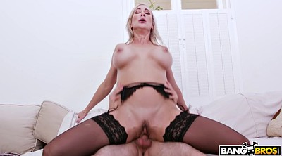 Brandi love, Mom caught