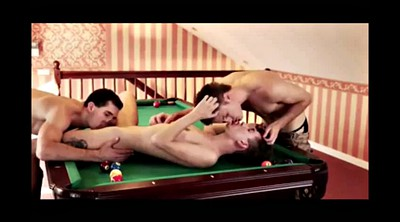 Table, Pool, Balls