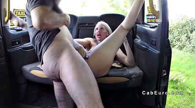 Amateur anal, Fake taxi anal