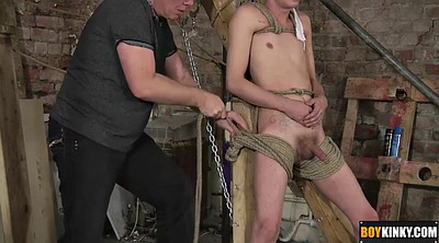 Tied, Tied up, Sucking, Gay suck, Slowly