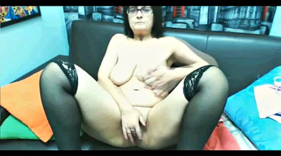 Saggy, Granny webcam, Webcam granny