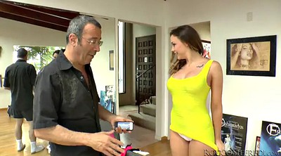 Chanel preston, Chanel, Behind the scene
