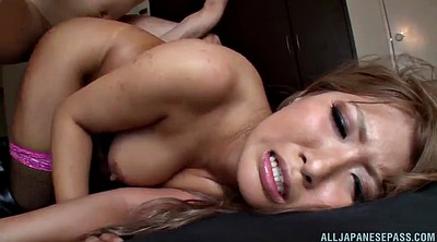 Orgasms, Asian busty
