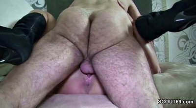 Old young, German bbw