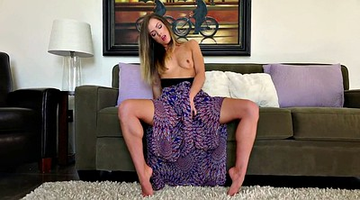 Dress, Dildo fuck