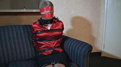 Crossdresser, Gagged, Crossdressing