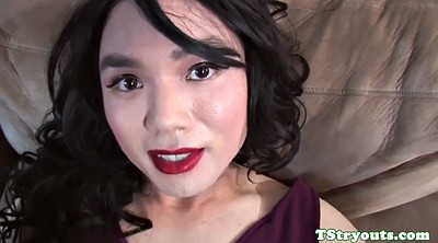 Ladyboy, Casting asian