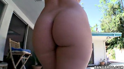 Tall, Ass solo, Tease