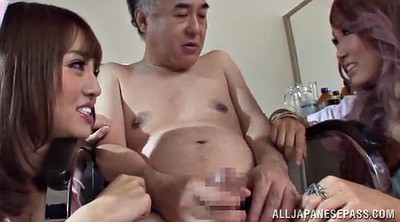 Handjob, Nurse, Granny asian