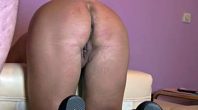 Spanks, Cheating wife, Painful