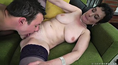 Old and young, Young pussy, Granny pussy, Young riding, Pixie