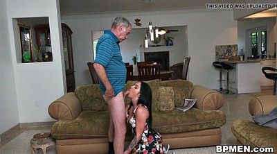 Rose, Grandfather, Granny blowjob