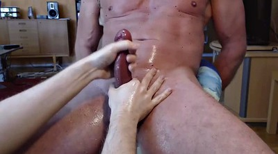 Milk, Cbt, Bound, Gay handjob, Cock milk, Milking cock