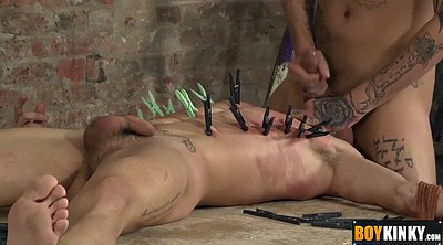 Bdsm gay, Tie, Cut, Hard tied, Cutting