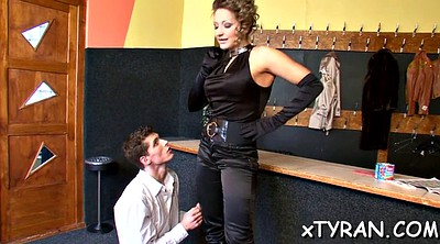 Lick pussy, Slave girl
