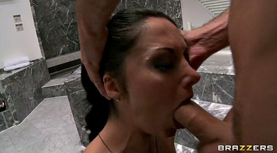 Ava addams, Big balls, Ball, Mom shower, Gag, Sucking balls