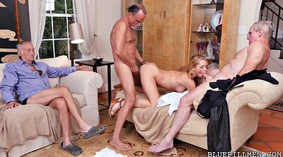 Dirty, Anne, Foursome, Old fucking, Old fuck, Farting