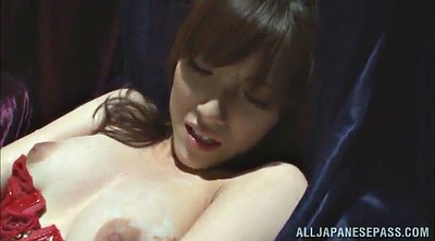 Hairy, Vibrator, Double penetration, Mmf, Asian blowjob