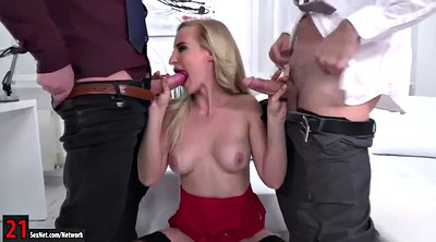 Double, Helena, Anal threesome