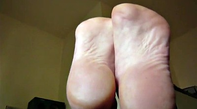 Fetish, Smelly, Mature feet