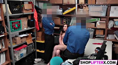 Shoplifting, Get caught