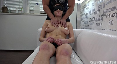 Czech massage, Czech casting