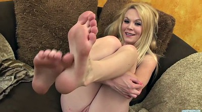 Pussi close up, Foot tease, Foot pussy