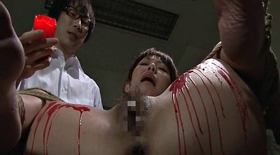 Wet pussy, Japanese bdsm, Waxing, Wax, Japanese wetting, Japanese love