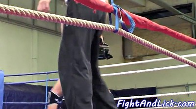 Wrestling, Fight, Boxing, Ring