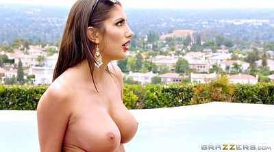 August ames, Body, Body massage