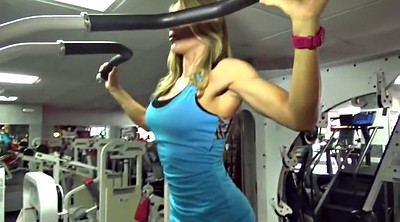 Gym, Yes, Hot ass