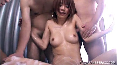 Asian shower, Asian handjob