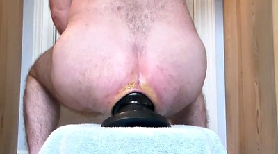 Prolapse, Anal prolapse, Big ass solo, Milf ass solo, Prolapse toy, Ass fist