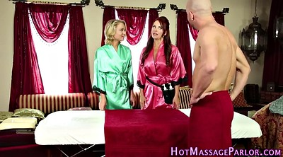Cute, Milf massage