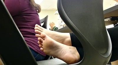 College, Class, Foot in
