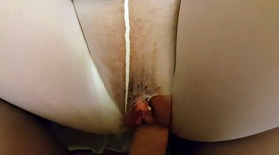 Pantyhose, Fuck wife