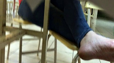 Foot, College, Candid, Feet sole